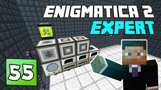 Enigmatica 2: Expert Mode - EP 55 Resonant Conversion Kit Automation