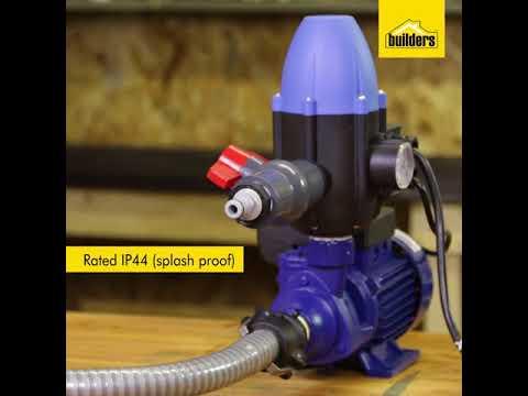 Jojo Water Pump Kit Black 2 Select A Pump Rainwater
