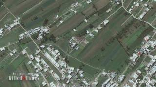 preview picture of video 'Google Earth. Satellite View of OSAMA Bin Laden's Compound  -HD'
