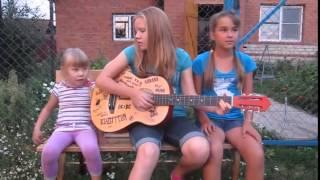 Вокал   девочки прикольно поют! позитивное видео!