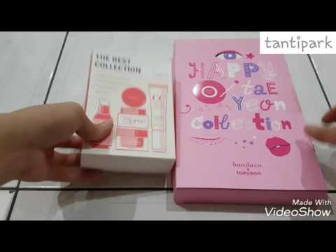 Banila Co. TAEYEON - Unboxing
