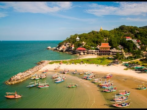 Hua Hin Thailand by Drone