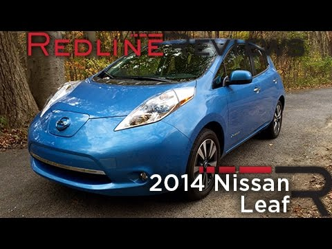 2014 Nissan Leaf – Redline: Review
