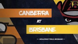 REPLAY: Canberra Cavalry @ Brisbane Bandits, R1/G1
