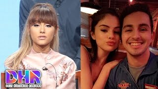 Ariana Claps Back at Sexist Fan - Selena Gomez Goofs Off on Fan's Snapchat (DHR)