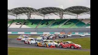 CarreraCup - Sepang2017 Round5 Full Event Broadcast