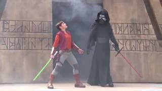 Darth Vader, Kylo Ren, Darth Maul, and The Seventh Sister - Trials of the Temple - Jedi show