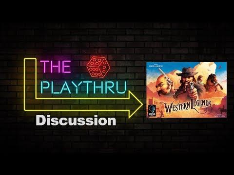 The PlayThru Reviews Western Legends