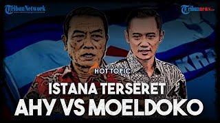 AHY Vs Moeldoko, Tudingan Kudeta di Demokrat hingga Minta Istana Tak Dikaitkan