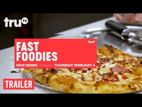 Fast Foodies Official Trailer: Series Premiere February 4, 2021 | truTV
