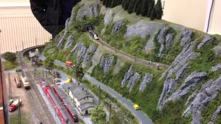 preview picture of video 'Erhwald - N Scale Layout'