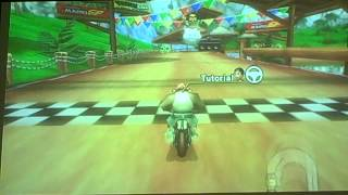 Mario Kart (Wii) - Unlocking Expert Staff Ghosts on Shell Cup