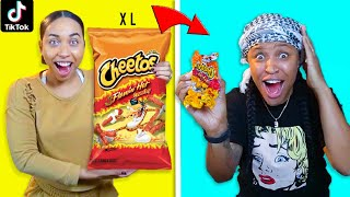 We Tested Viral TIKTOK Life Hacks And This HAPPENED (MIND BLOWING)