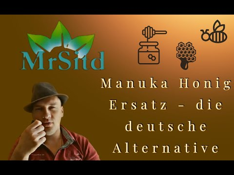 super Alternative - für Manuka Honig