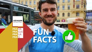 FUN FACTS ABOUT PRAGUE! (Honest Guide)