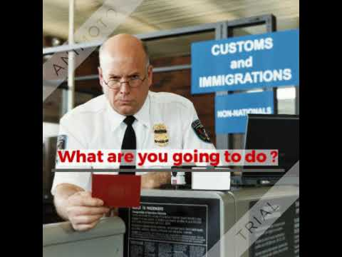 Download How To Answer Immigration Questions At Airport What Do The