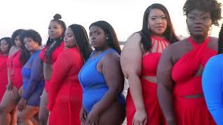 ROYAL WAVES - BODY POSITIVE CAMPAIGN SHOWCASING PLUS SIZE WOMEN