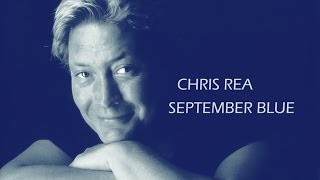 CHRIS REA - SEPTEMBER BLUE - LIVE IN SYDNEY 1987