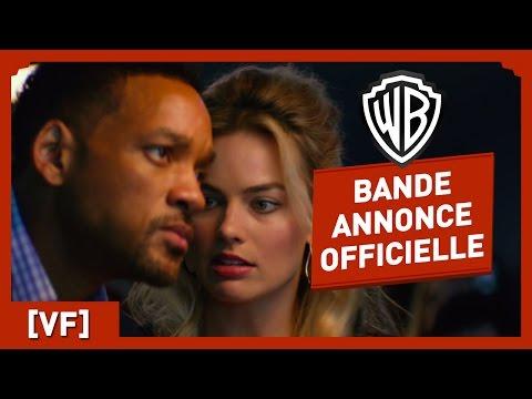DIVERSION - Bande Annonce Officielle (VF) - Will Smith / Margot Robbie / Rodrigo Santoro