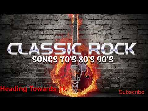 Try These Classic Rock Greatest Hits 60s & 70s And 80s