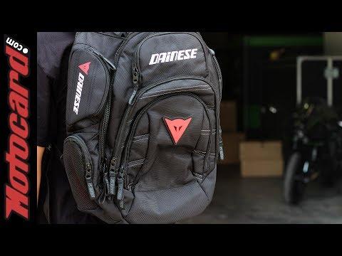 TOP Mejores mochilas para ir en moto: Alpinestars vs Dainese vs Givi