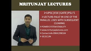 #7.09 FAULT IN ONE OF THE PARALLEL LINES WITH SUBSEQUENT CLEARING(ESE/GATE/PSU'S)