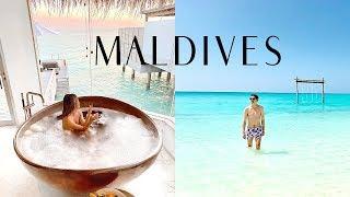 MALDIVES VLOG: Fairmont Luxury Resort - Dream Travel Destination