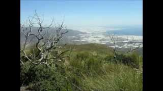 preview picture of video 'Ruta de Adra a Turón'