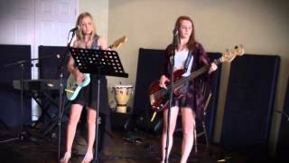 """""""Fall Behind Me"""" (The Donnas) cover"""