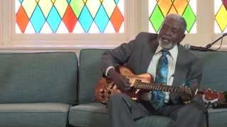 2014 Baton Rouge Blues Festival: Backstage at the Blues Fest with Jimmy Dotson