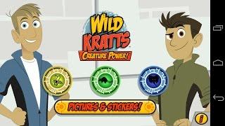 Wild Kratts Creature Power Suit Underwater Challenge - Wild Kratts Full Game Episode #1