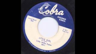 LITTLE WILLIE FOSTER - LITTLE GIRL - COBRA