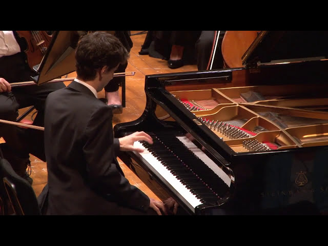 Ravel: Concerto for the Left Hand - Cadenza
