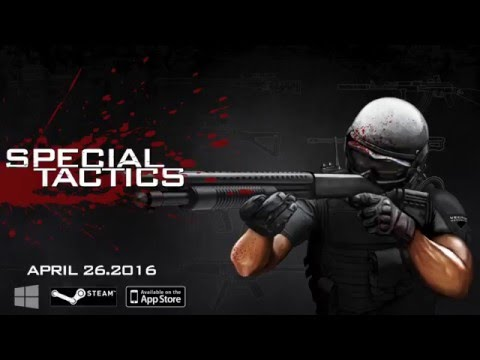 Special Tactics Launch Trailer thumbnail