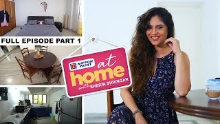 At home with Bigg Boss Sherin Shringarl | I spend most of my time cooking | Part 1 | JFW Exclusive