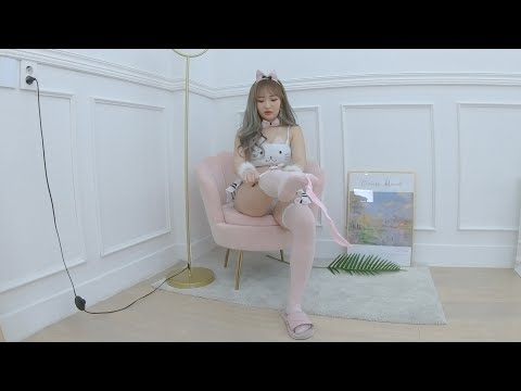 핑크 냐옹이 코스프레 포토타임 #3 - 사랑(Saran…
