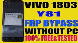 vivo 1812 frp bypass - Thủ thuật máy tính - Chia sẽ kinh