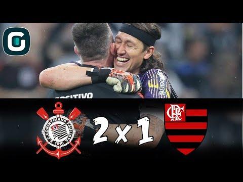 Corinthians 2 x 1 Flamengo  c966d7155bc7a