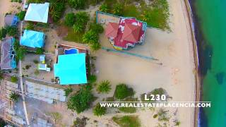 preview picture of video 'L230 - Boris Mannsfeld & Associates Placencia Belize Real Estate'