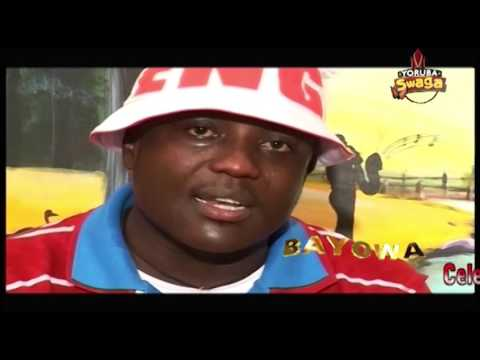 KING SAHEED OSUPA SARRYDON PAPA BIG DADDY  OPON ORIN OUTBURST VIDEO  36m YorubaSwagaTV