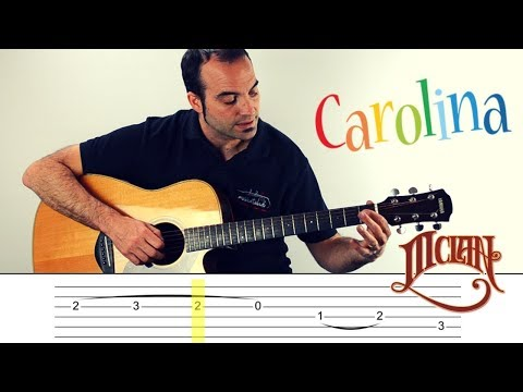 CAROLINA | M-CLAN | PDF GRATIS + TUTORIAL + COVER |