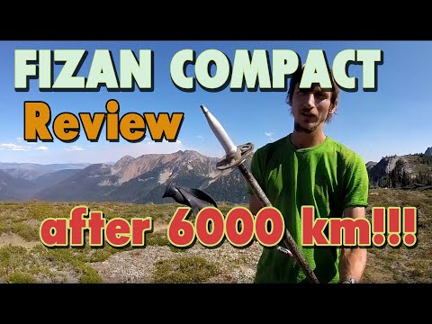 Best Trekking Poles: Fizan Compact – Review After 6 000 km!