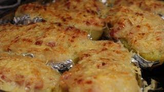 Recette : Patates Surprises