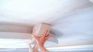 How To Install Modern Pop Ceiling