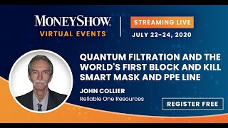 Quantum Filtration and the World's First Block and Kill Smart Mask and PPE Line