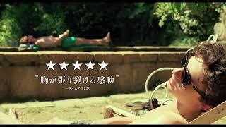 映画『君の名前で僕を呼んで』日本語字幕付き海外版オリジナル予告編