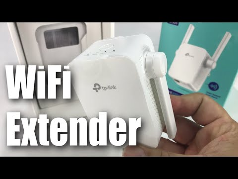 TP-Link AC1200 Dual Band WiFi Range Extender, Repeater, Access Point Review