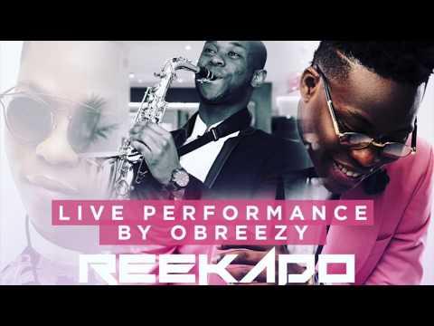 Reekado Banks- Oluwa Ni [BEST Instrumental Saxophone Cover 2017] by OB The Saxophonist 🎷