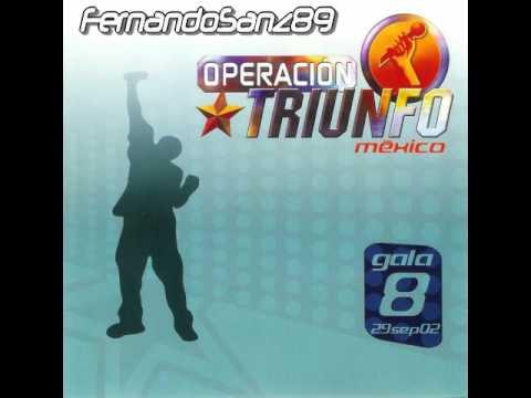 OPERACION TRIUNFO MEXICO- GALA 8- CON LOS AÑOS QUE ME QUEDAN (MAR/ MIGUEL)