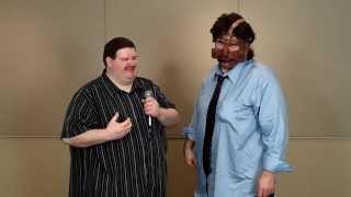 Mankind aka Mick Foley – Fan Wrestling Promo – January 29, 2012